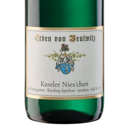 Erben von Beulwitz 2019-Kaseler Nieschen Im Steingarten Riesling Spaetlese tocken