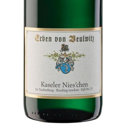 2019 Kaseler Nieschen Im Taubenberg Riesling trocken