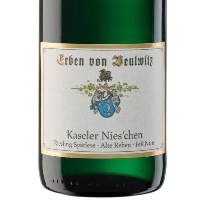 2019 Kaseler Nieschen Riesling Spaetlese Alte Reben