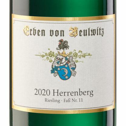 2020-Herrenberg-Riesling-Fass-Nr-11